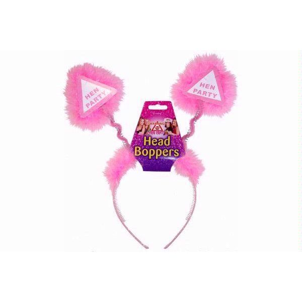 Pink Head Boppers