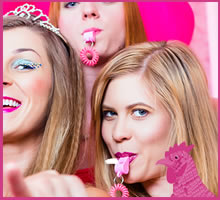 hen party products and hen party supplies