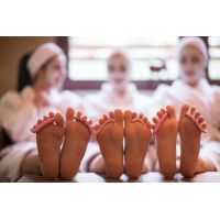 Hen Party in a Spa